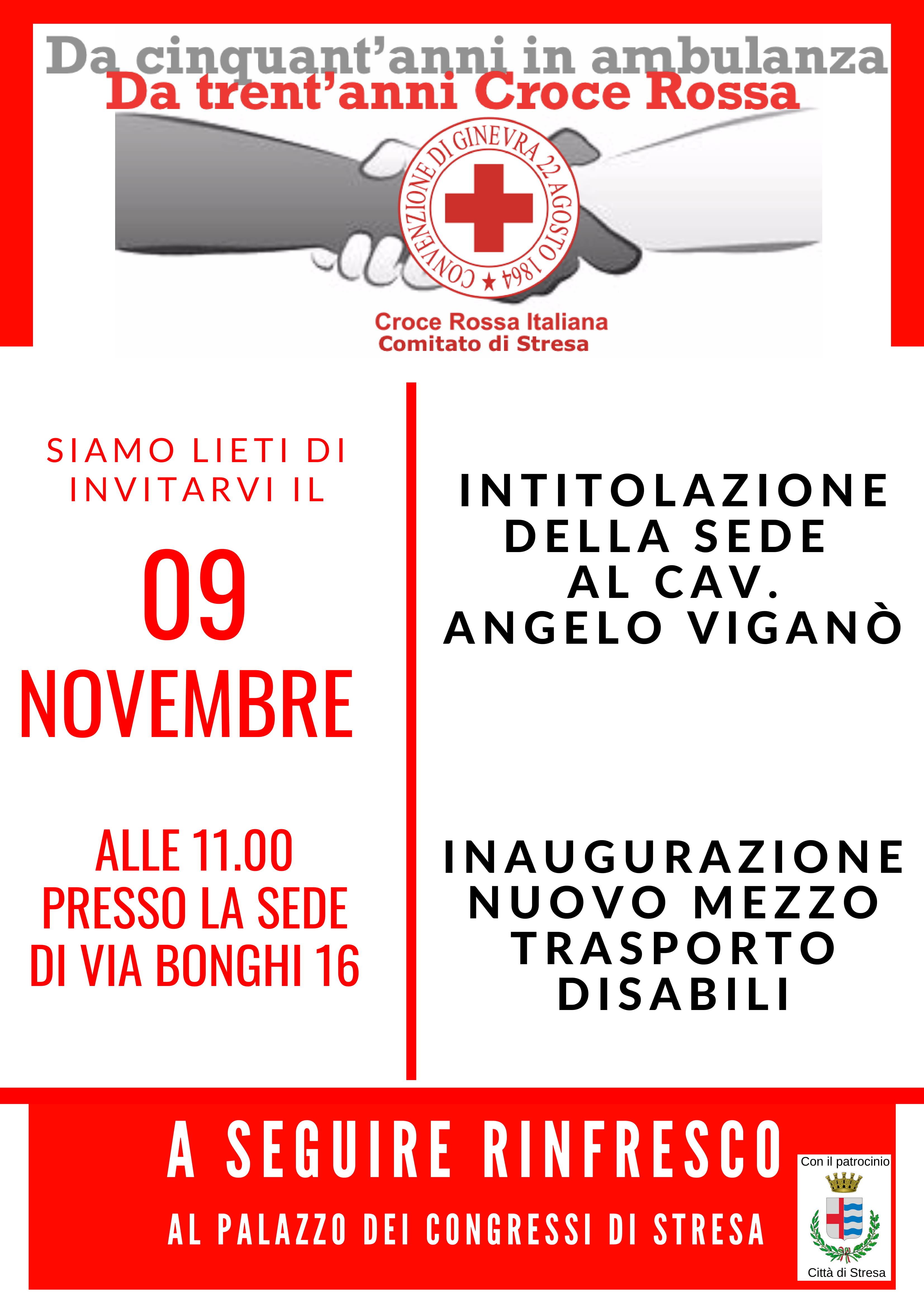 - Croce Rossa Italiana - Comitato di Stresa